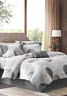 Madison Park Essentials Knowles Complete 7-Piece Comforter Set