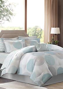 Madison Park Essentials Knowles Complete Comforter Set