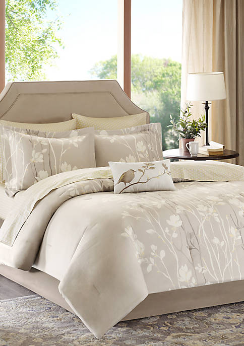 Madison Park Essentials Vaughn Complete Comforter Set