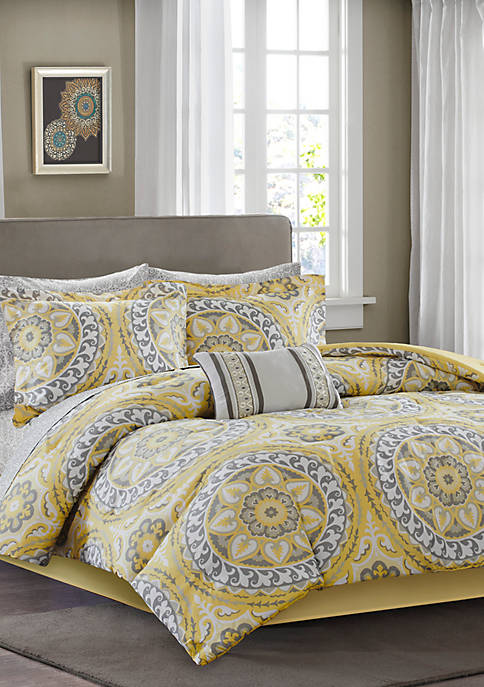 Madison Park Essentials Serenity Complete Comforter Set