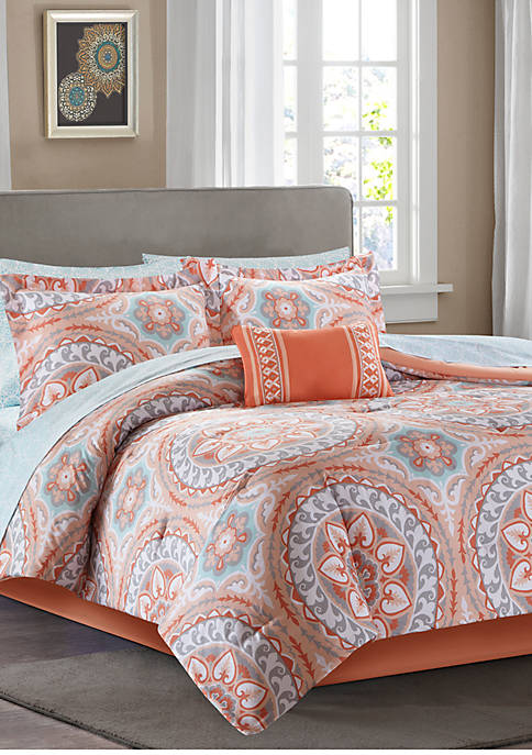 Madison Park Essentials Serenity Complete Comforter Set