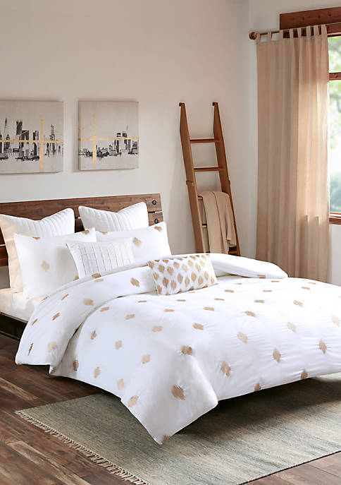 Stella Dot 3-Piece Cotton Percale Comforter Mini Set