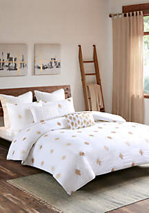 Stella Dot 3-Piece Cotton Percale Comforter Mini Set