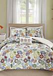 Tamil Comforter Set - Multi
