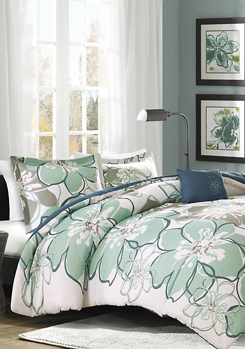 MiZone Allison Reversible Comforter Set