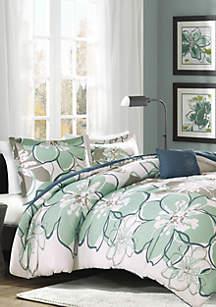 Allison Reversible Comforter Set