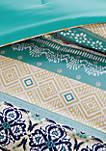 Arissa Comforter Set - Green