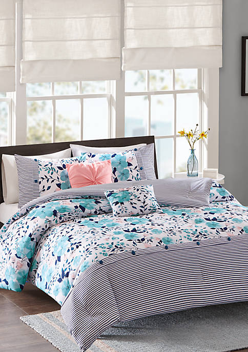 Intelligent Design Delle Comforter Set