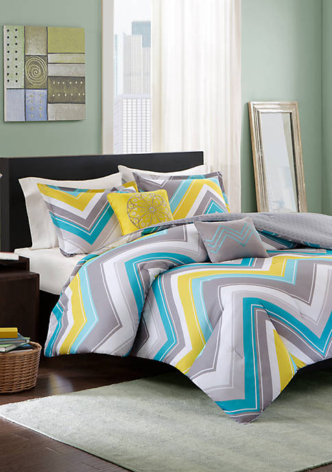 Intelligent Design Elise Comforter Set
