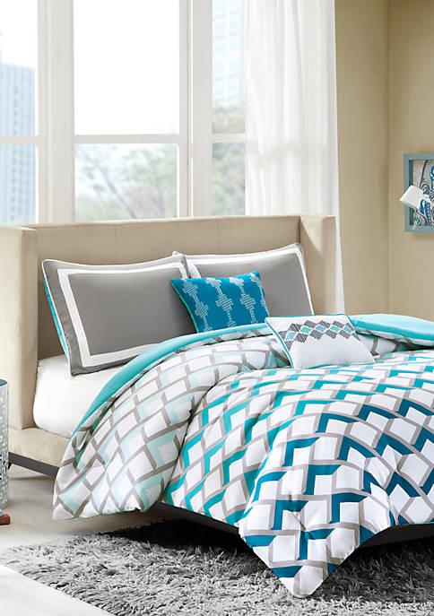 Intelligent Design Finn Comforter Set