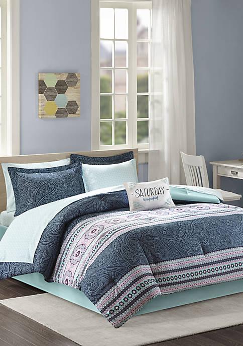 Intelligent Design Gemma Complete Bed Set
