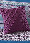 Joni Comforter Set - Purple