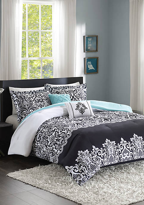 Intelligent Design Leona Comforter Set