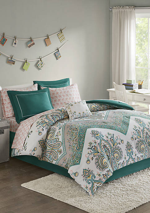 Intelligent Design Tulay Complete Bed Set