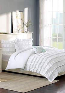 Waterfall Comforter Set
