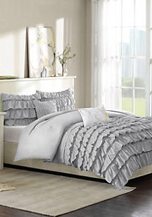 Intelligent Design Waterfall Comforter Set Belk