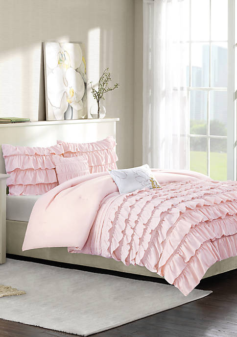 Intelligent Design Waterfall Comforter Set