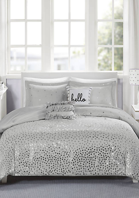 Intelligent Design Zoey Comforter Set
