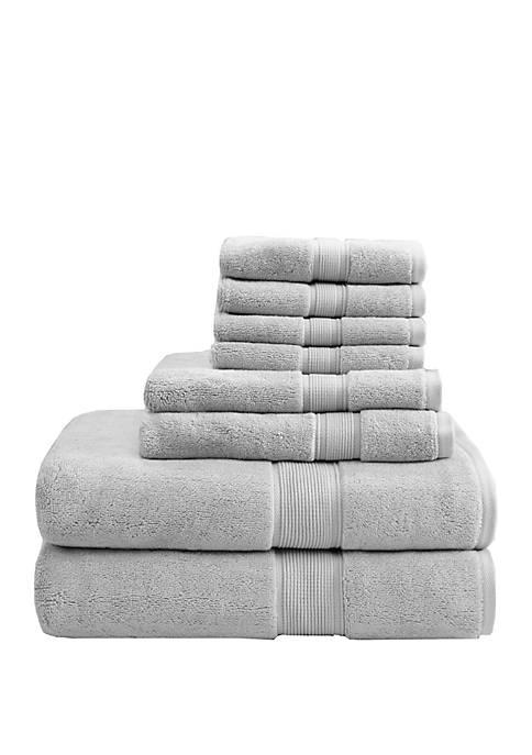 Madison Park 8 Piece Towel Set