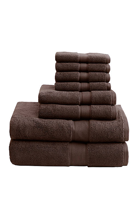 Madison Park 8 Piece Towel Set
