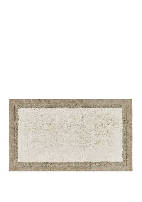 Madison Park Amherst Cotton Bath Rug 27 in