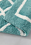 Bittman Reversible High Pile Tufted Bath Rug
