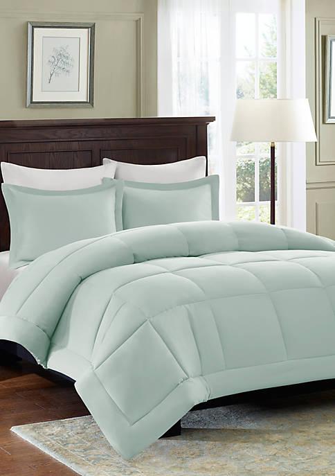 Madison Park Sarasota Microcell Down Alternative Comforter Mini