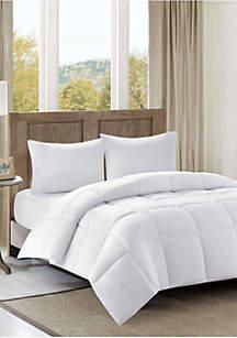 Madison Park Winfield Percale Luxury Down Alternative Comforter