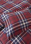 Bernard Scotchgard Down Alternative Comforter Mini Set