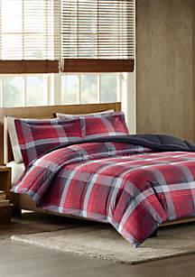 Woolrich Terrytown Softspun Down Alternative Comforter Mini Set