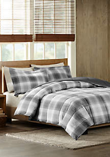 Woolrich Woodsman Softspun Down Alternative Comforter Mini Set
