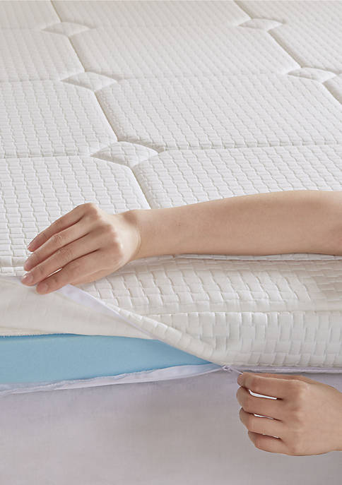 Flexapedic by Sleep Philosophy Deluxe 3 in Quilted