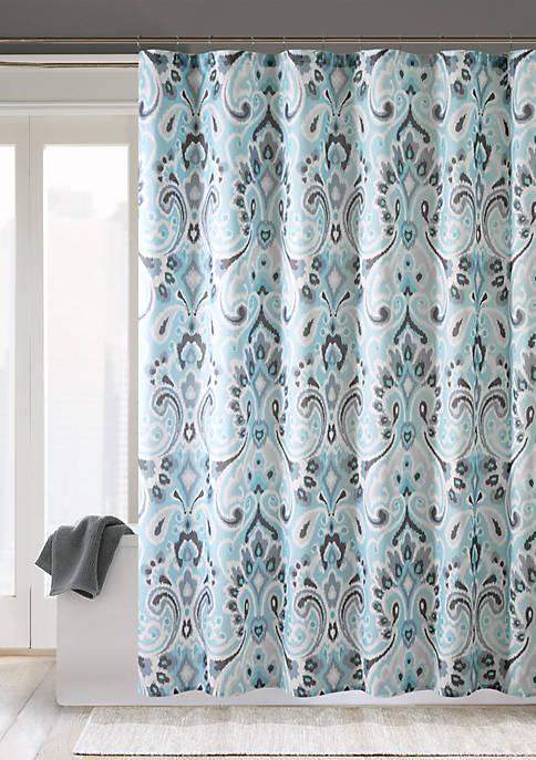 Madison Park Capris Shower Curtain