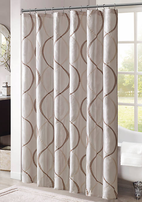 Madison Park Serendipity Shower Curtain