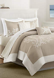 Harbor House Coastline 6 Piece Comforter Set