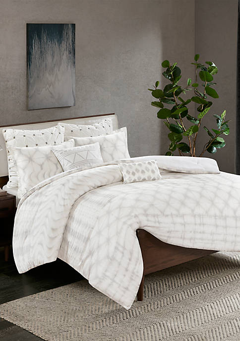 INK + IVY® Fiji Cotton Duvet Cover Mini