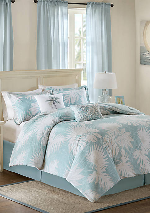 Harbor House Palm Grove Cotton Printed 6 Piece