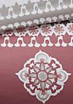 Neda 5 Piece Reversible Print Comforter Set