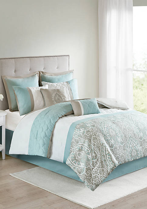 510 Design Shawnee 8 Piece Comforter Set