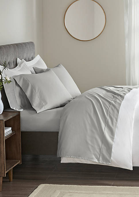Beautyrest 400 Thread Count Wrinkle Resistant Cotton Sateen