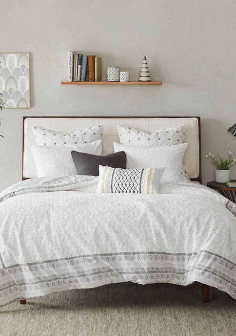 Mill Valley Reversible Cotton Comforter Set
