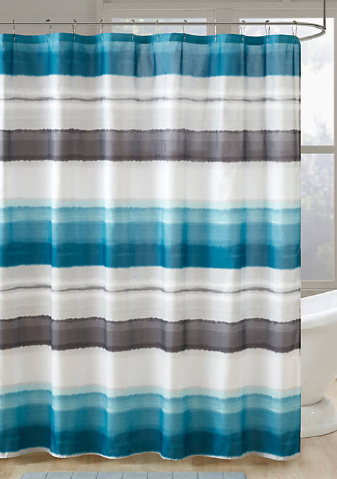 510 Design Wallace Printed Shower Curtain