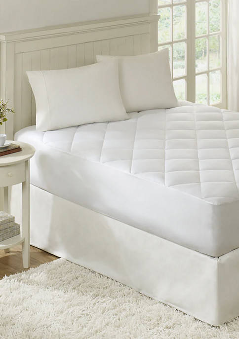 Madison Park Quiet Nights Cotton Waterproof Deep-Pocket Mattress