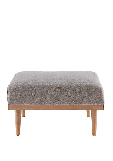 INK + IVY® Stanton Square Ottoman
