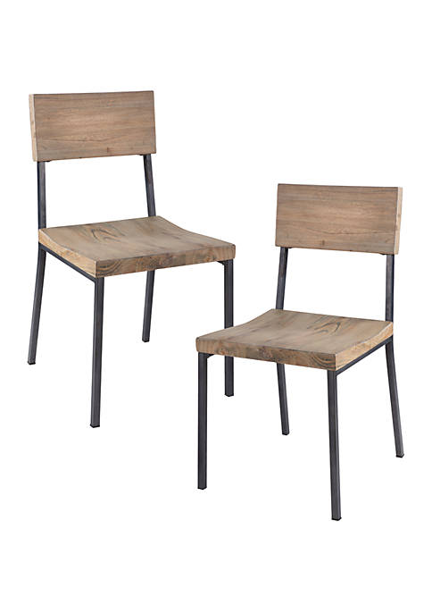 INK + IVY® Tacoma Dining Chair (Set of