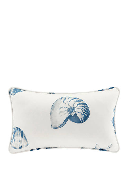 Harbor House Beach House Oblong Pillow