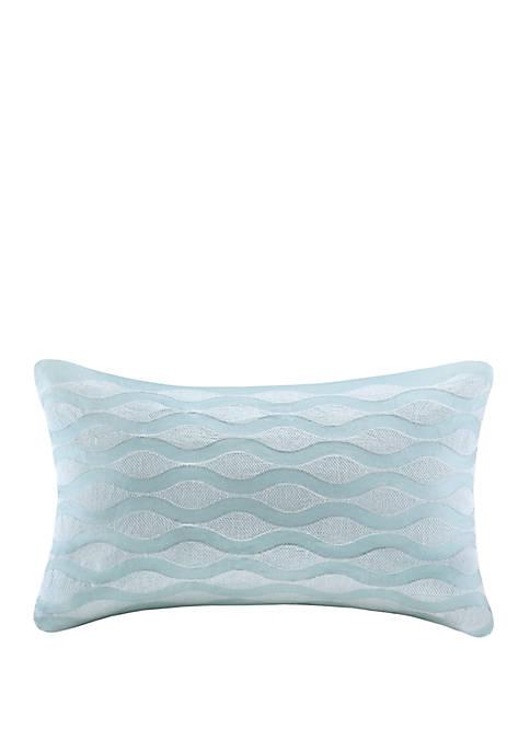 Harbor House Maya Bay Oblong Pillow