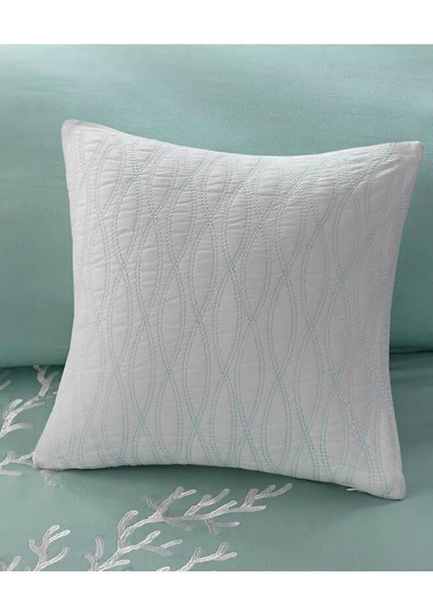 Harbor House Coastline Cotton Throw Pillow