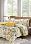 5 Piece Nina Comforter Set