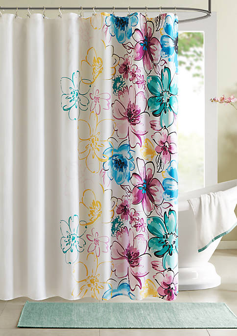 Intelligent Design Olivia Shower Curtain